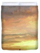 Sunset 092118 1a Duvet Cover