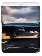 Sunset Shooter Duvet Cover