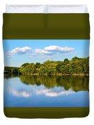 Susquehanna River Duvet Cover