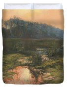 Swamp Duvet Cover
