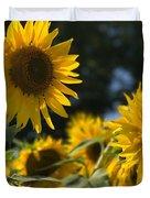 Sweet Sunflowers Duvet Cover