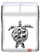 Tartoise Duvet Cover