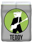 Teddybear Duvet Cover