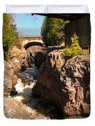 Temperance Bridges Duvet Cover