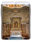 Tempietto Di Bramante Duvet Cover