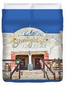 Terlingua Starlight Theatre2 Duvet Cover