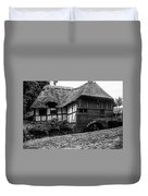 Thatched Watermill 2 Duvet Cover