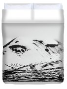 The Arctic Is Crying Duvet Cover