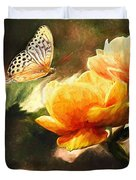 The Butterfly Duvet Cover