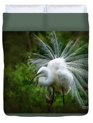 The Display Duvet Cover