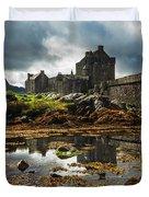 The Eilean Donan Castle Duvet Cover