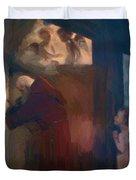 The Hermit 1884 Duvet Cover