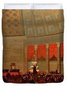 The House Of Representatives, 1822 Duvet Cover