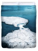 The Land Of Solitude Duvet Cover