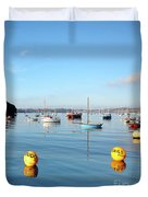The Mylor Dolphin Duvet Cover