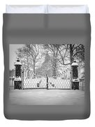 The North Gates Duvet Cover by Kendall McKernon
