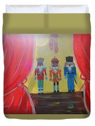 The Nutcrackers Duvet Cover
