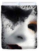 The Phantom Of The Arts Duvet Cover by ISAW Company