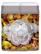 The Prince Of Fall Duvet Cover