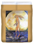 The Rabbit Prince Duvet Cover