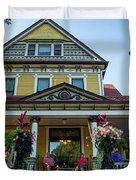 The Rivertown Inn Stillwater Minnesota Duvet Cover