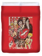 The Rocky Horror Picture Show Duvet Cover