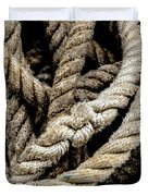 The Rope Duvet Cover