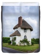The Roundhouse Duvet Cover
