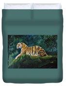 The Royal Bengal Tiger Duvet Cover