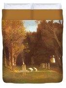 The Sacred Grove 1886 Duvet Cover