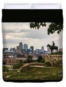 The Scout Kansas City Duvet Cover