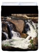 The Sinks In Smoky Mountain National Park Duvet Cover