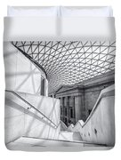 The Staircase Duvet Cover