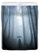 The Umbrella Duvet Cover