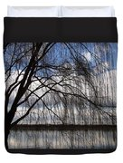 The Veil Of A Tree Duvet Cover