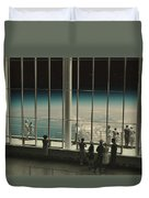 The View II Duvet Cover