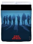 The Wild Bunch Duvet Cover