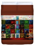 Thirty Rooms Duvet Cover