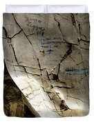 Tien Ong Cave - Halong Bay, Vietnam Duvet Cover