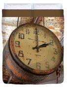 Time Stood Still 2 Duvet Cover