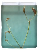 Tiny Seed Pod Duvet Cover