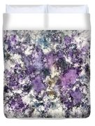 To Quietly Crumble Duvet Cover