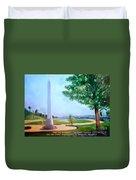 Tom Lee Monument Anniversary Print Duvet Cover
