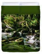Torc Waterfalls Two Duvet Cover