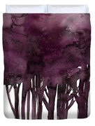 Tree Impressions 1j Duvet Cover