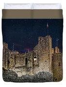 Trim Castle Duvet Cover
