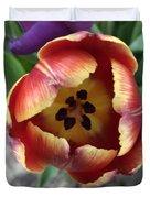 Tulip Beauty Duvet Cover