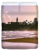 Tuna Punta Lighthouse Color Duvet Cover