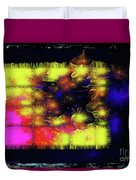 Uncaged And Unafraid - Breaking The Gridlock Of Hate Number 3 Duvet Cover