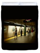 Union Square Station No.1 Duvet Cover